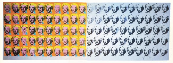 Marilyn x 100